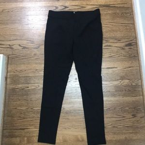 Vince Camuto Thick black leggings
